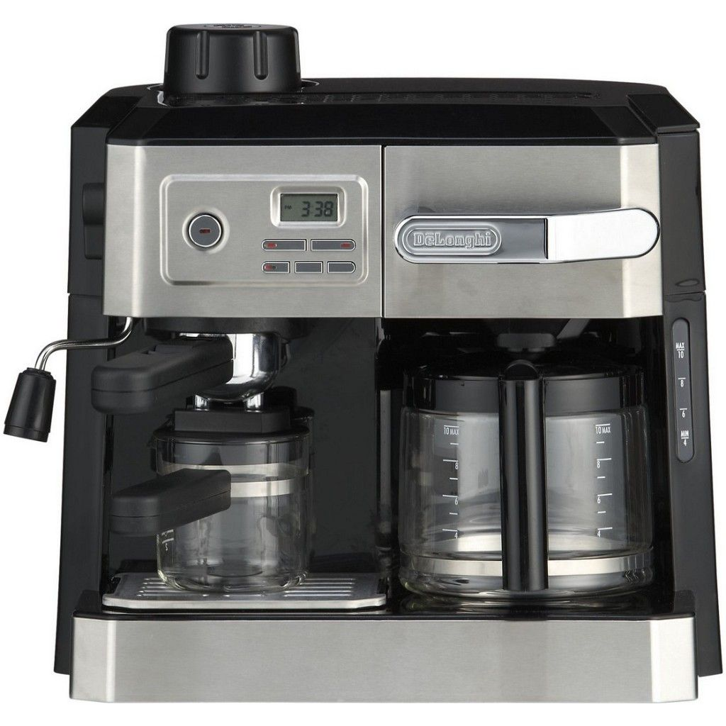 Coffee And Espresso Maker Combo Engine Combination