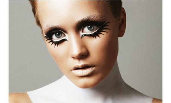 fashion halloween makeup - Pesquisa Google | makeup fantasia ...