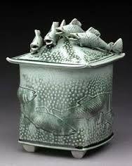 slab pottery box
