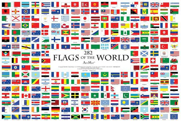 Flags and their names flags of the world and jigsaw puzzle 282 flags and their names flags of the world and jigsaw puzzle 282 flags of gumiabroncs Gallery