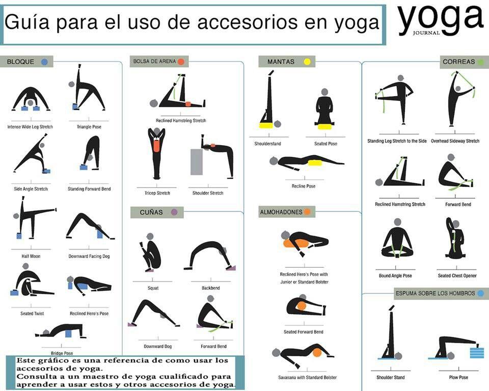 yoga y accesorios