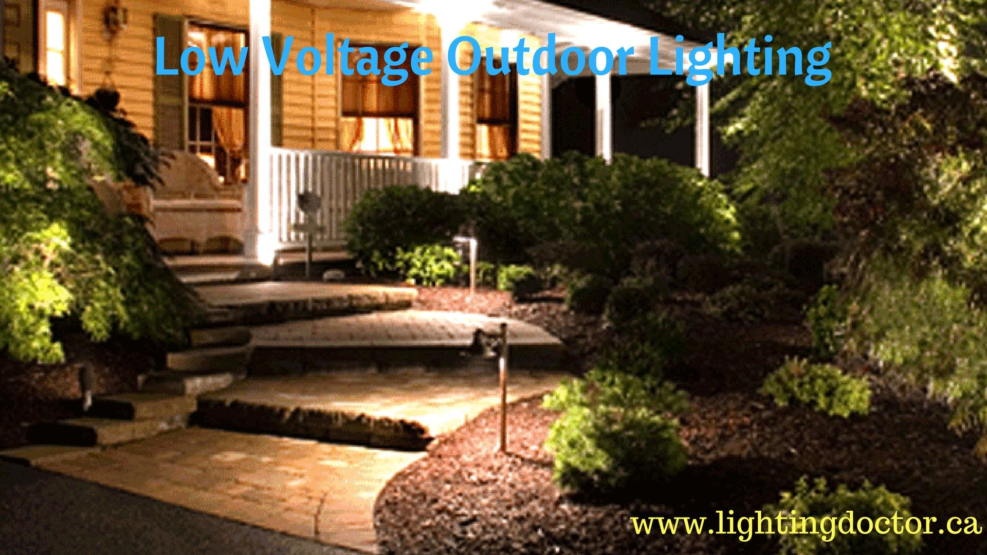 Low voltage outdoor lighting canada make your landscape beautiful low voltage outdoor lighting canada make your landscape beautiful enhance the beauty of your landscape with aloadofball Gallery
