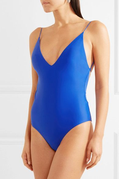 Wholesale Price Sale Online Cheapest Price Sale Online Fine Line Swimsuit - Azure Dion Lee Finishline Cheap Online XkR3CE2Riu