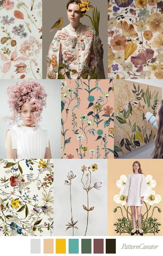 Embroidery Trends 2018