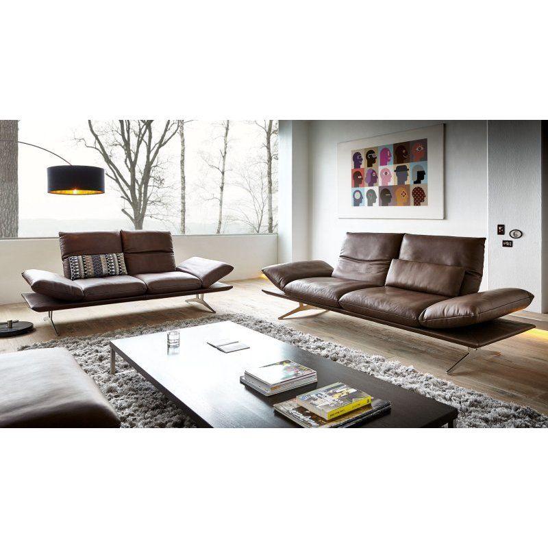 Francis Koinor Sofa In Leder Mit Bildern Sofa Kaufen Sofa Design Koinor Sofa
