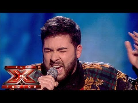 Andrea Faustini sings Jessie J's Who You Are (Sing Off) | Semi-Final Results | The X Factor UK 2014 - YouTube