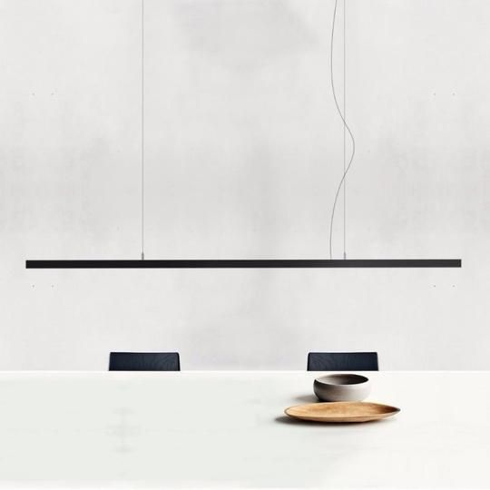 Linear Pendant Light Slimline Variations Linear Pendant Lighting Dome Pendant Lighting