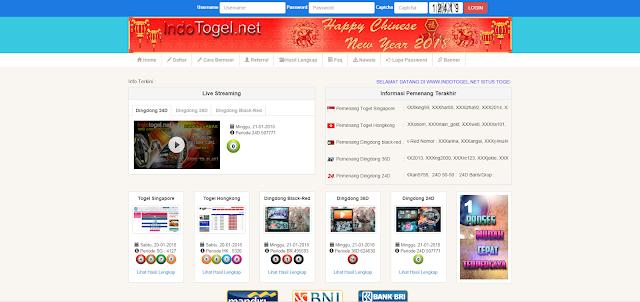 Bandar Togel Online Singapura Dan Hongkong Indotogel Net