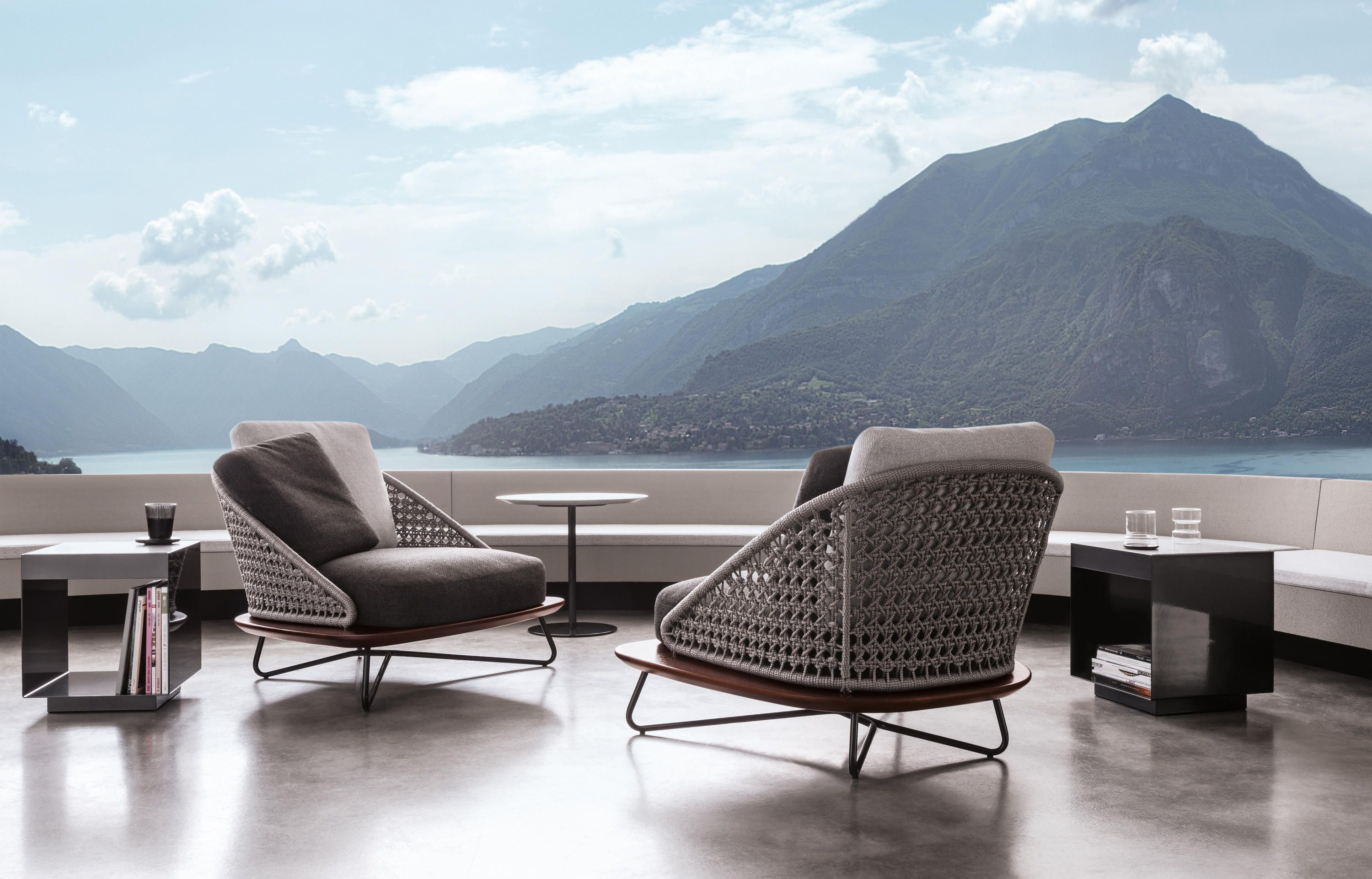minotti outdoor furniture. RIVERA - Garden Sofas From Minotti | Architonic Outdoor Furniture L