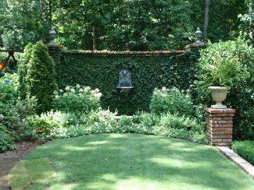 Lead fountain - landscape - birmingham - Troy Rhone Garden Design