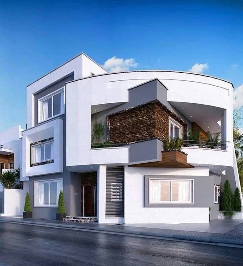 Top Amazing Modern House Designs To See More Visit Modern House Design Modern Exterior House Designs Architecture House