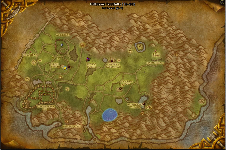 Rewards From The Arathi Highlands Warfront Guides Wowhead World Of Warcraft Warcraft Horde
