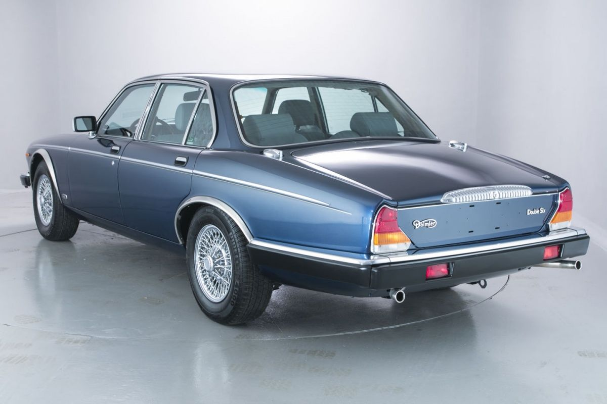 1988 Daimler Double Six - Series 3 5 3 Left hand drive