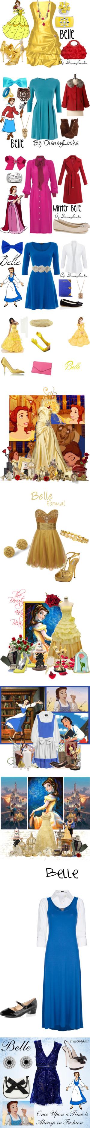 Yellow dress like belle  Dress Like Belle