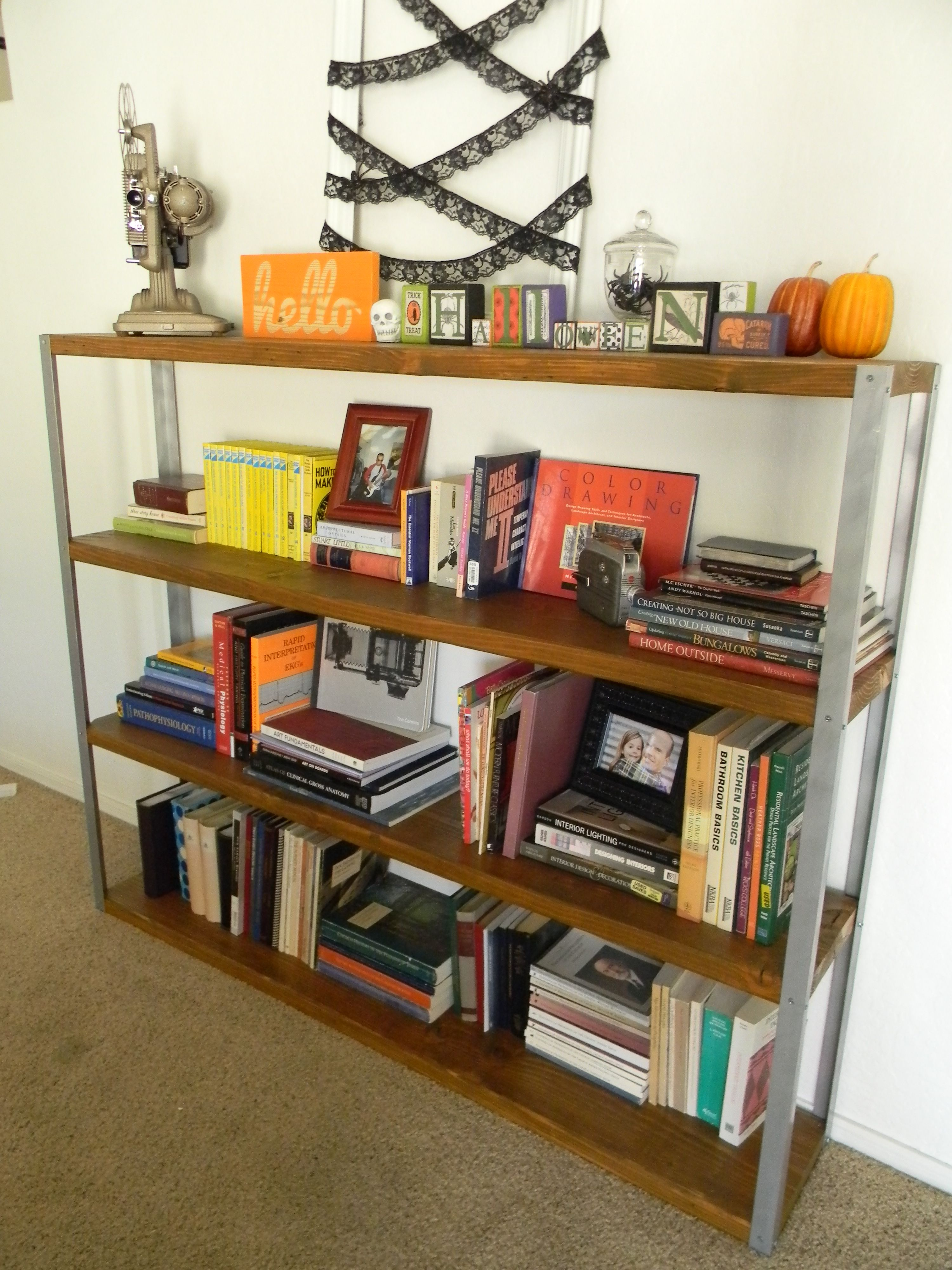 Industrial shelf do it yourself home projects from ana white diy industrial shelf diy projects solutioingenieria Gallery