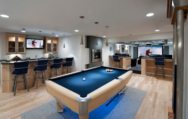Pool Table Room · Indulge Your Playful Spirit With These Game Room Ideas