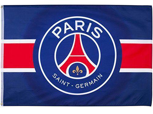 Drapeau Psg Collection Officielle Paris Saint Germain Collection Officielle Paris Saint Germain Drapeau Psg Neuf Sous Emb Paris Saint Germain Psg Futebol