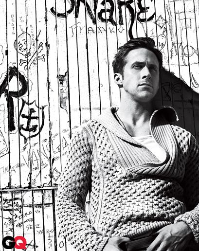I know it is Gosling, but I'm more about the sweater
