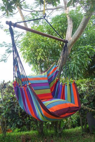 Henryka Ltd Henryka Multi Color Hammock Swing Multi In 2019