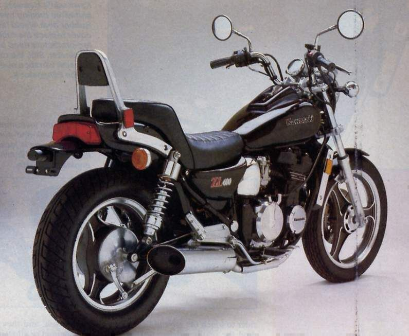 Kawasaki Zl600 Eliminator Kawasaki Eliminator Kawasaki Cool Motorcycles