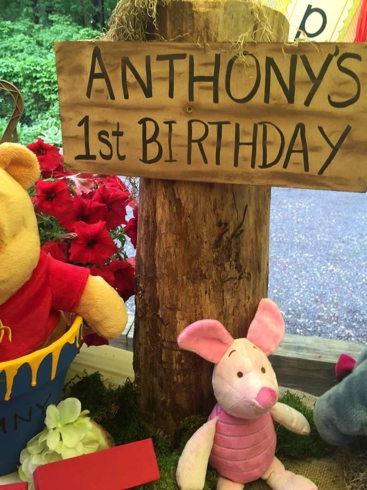 Winnie pooh fiesta winnie poo fiestas tem ticas y - Habitacion winnie the pooh ...