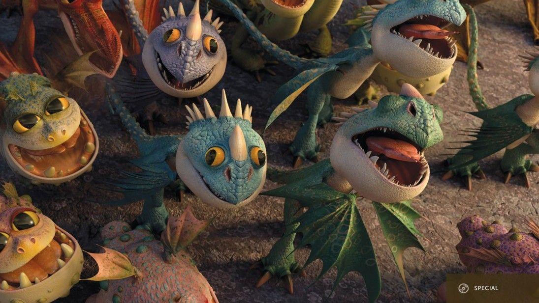 HTTYD Dragon Manual | HTTYD: Scaldrun by Iceway on ... |Dreamworks Dragons Species