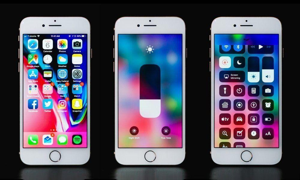best service 326da 9e69c Apple Released iOS 11.3.1 To Fix iPhone 8 Screen Repair Bug, macOS ...