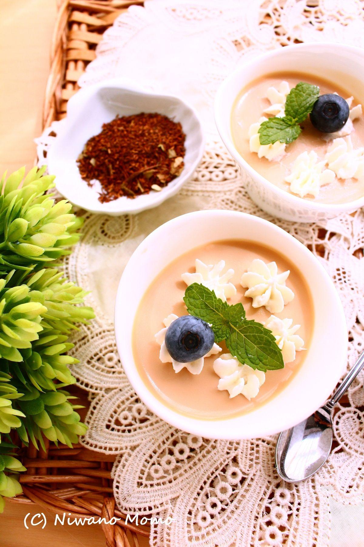 パンナコッタ レシピ
