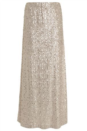 64593c7db46 Blush Sequin Maxi Skirt from the Next UK online shop