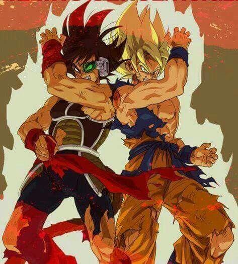 Bardock And Goku Father And Son Back To Back Anime Dragon Ball Dragon Ball Dragon Ball Art