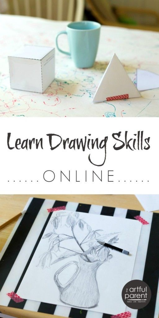 Learn Drawing Skills With An Online Art Class 20 Must Follow Moms
