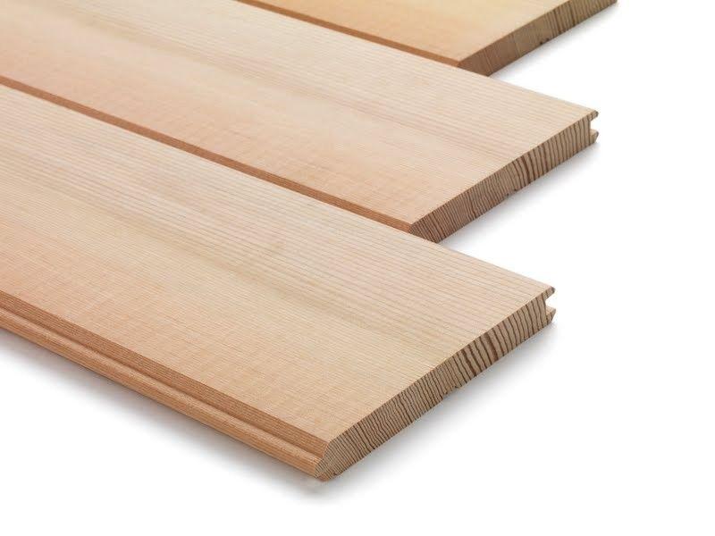Douglas Fir Paneling With V Groove 5 1 8 Face Douglas Fir Paneling Wood Deck