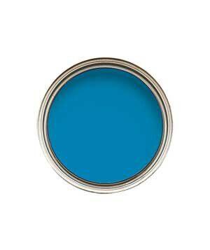 Peacock Blue Paint