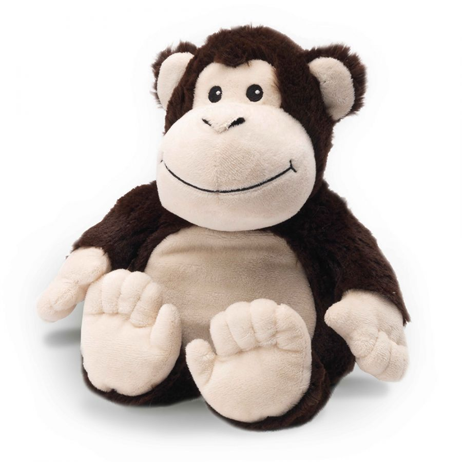warmies Heatable Monkey Plush Toy - Trouva