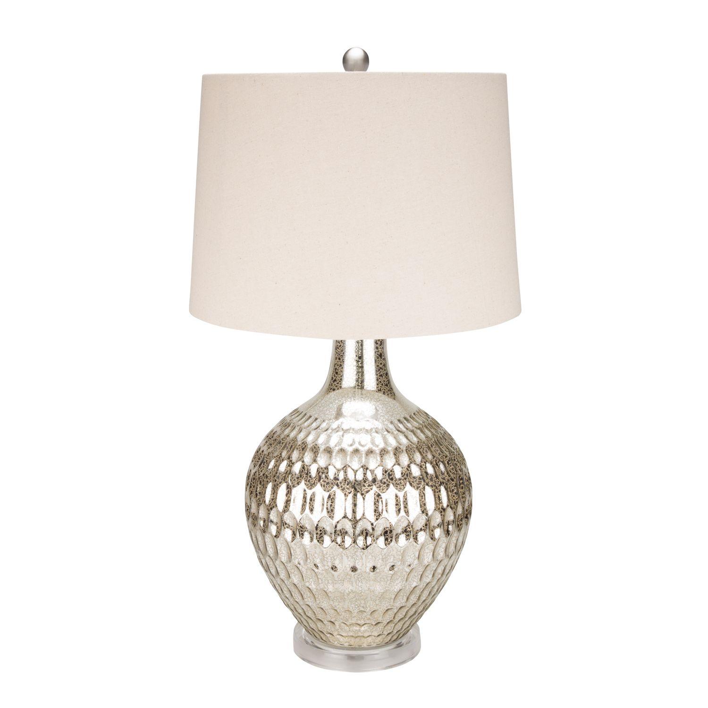 Olivia Mercury Glass Table Lamp Mercury Glass Table Lamp Lamp Mercury Glass