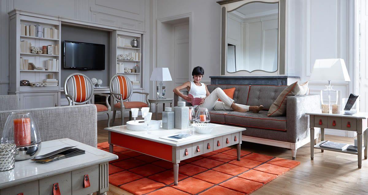 Createur Fabricant Et Distributeur De Meubles Francais Grange Mobilier De Salon