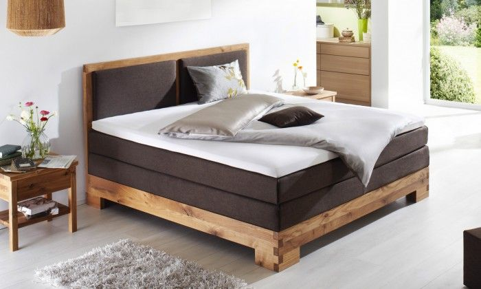 fey coventry boxspringbett 80x200 140x220 aus holz perfekt boxspringbett betten. Black Bedroom Furniture Sets. Home Design Ideas
