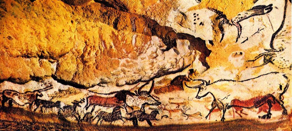 lascaux france cave paintings - Google Search | caveman ...