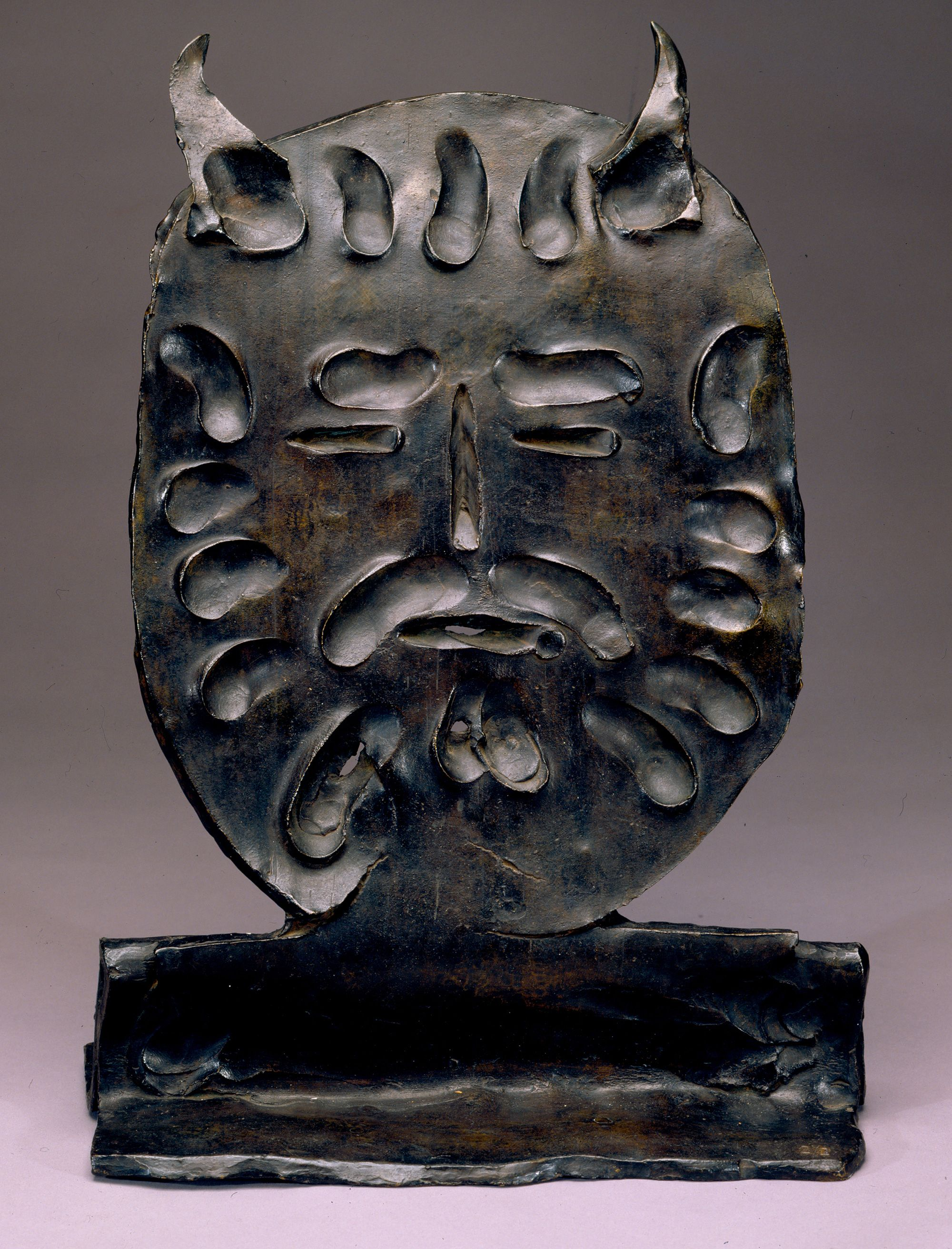 Title:Mask of a Faun Artist: Pablo Picasso Region: Spain