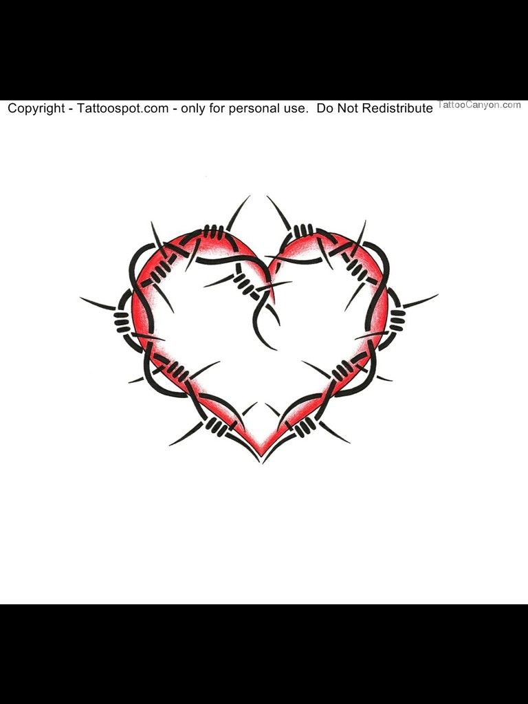 13589 barbed wire design 2 barb tattoo designs free tattoo design ...