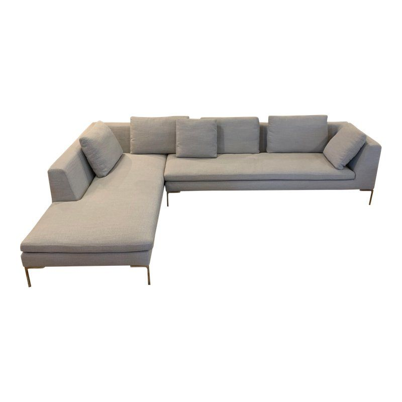 Groovy Antonio Citterio For Bb Italia Charles Sectional In 2019 Ibusinesslaw Wood Chair Design Ideas Ibusinesslaworg