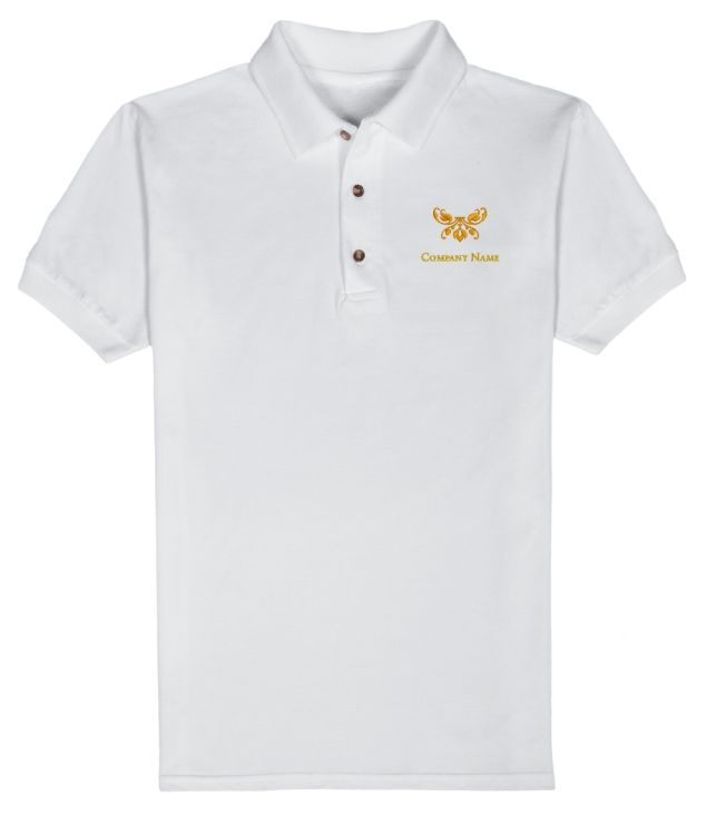 ea3060a02 JERZEES Mens Polo Shirts in 2019 | Products | Embroidered polo ...