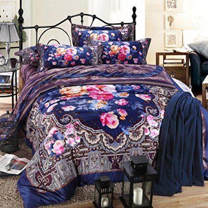 Cotton Moroccan Duvet Cover
