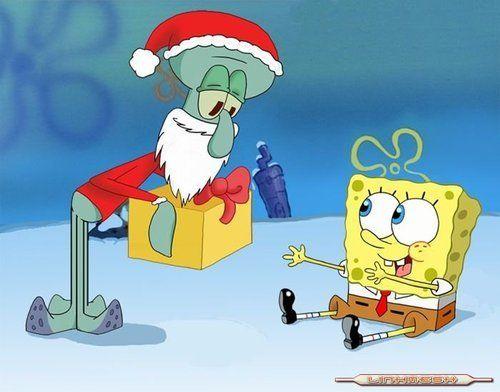 Spongebob Christmas~