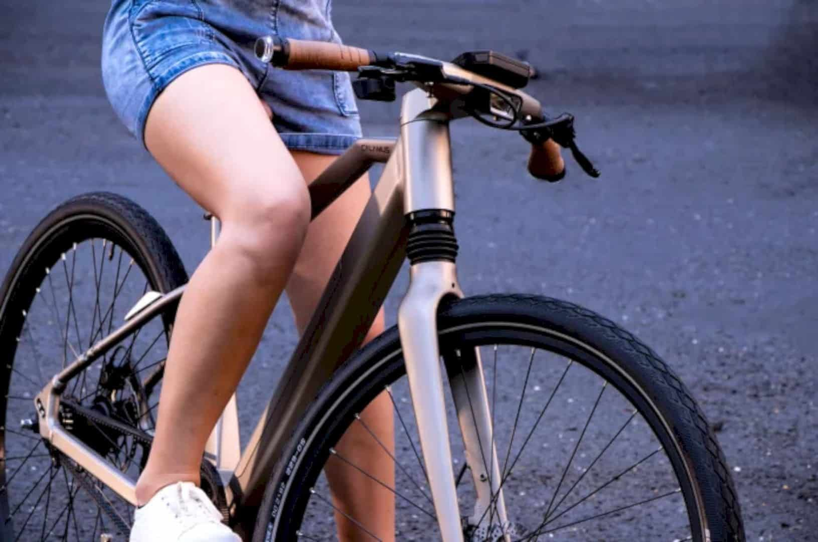 It is the worlds safest and most advanced electric bike