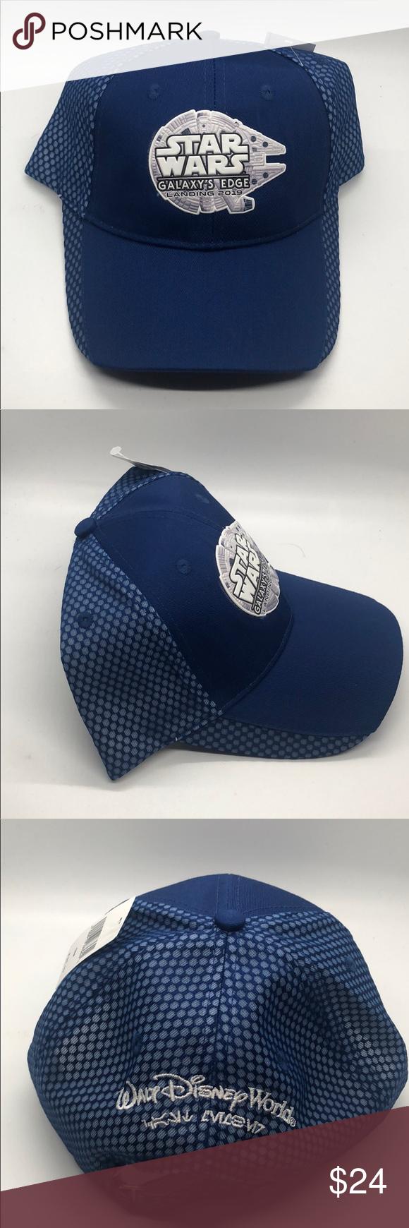 Landing Blue SALE Mesh Beanie Hat