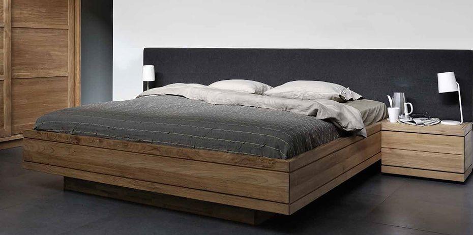 ethnicraft slaapkamer modern teak wwwteakpointbe