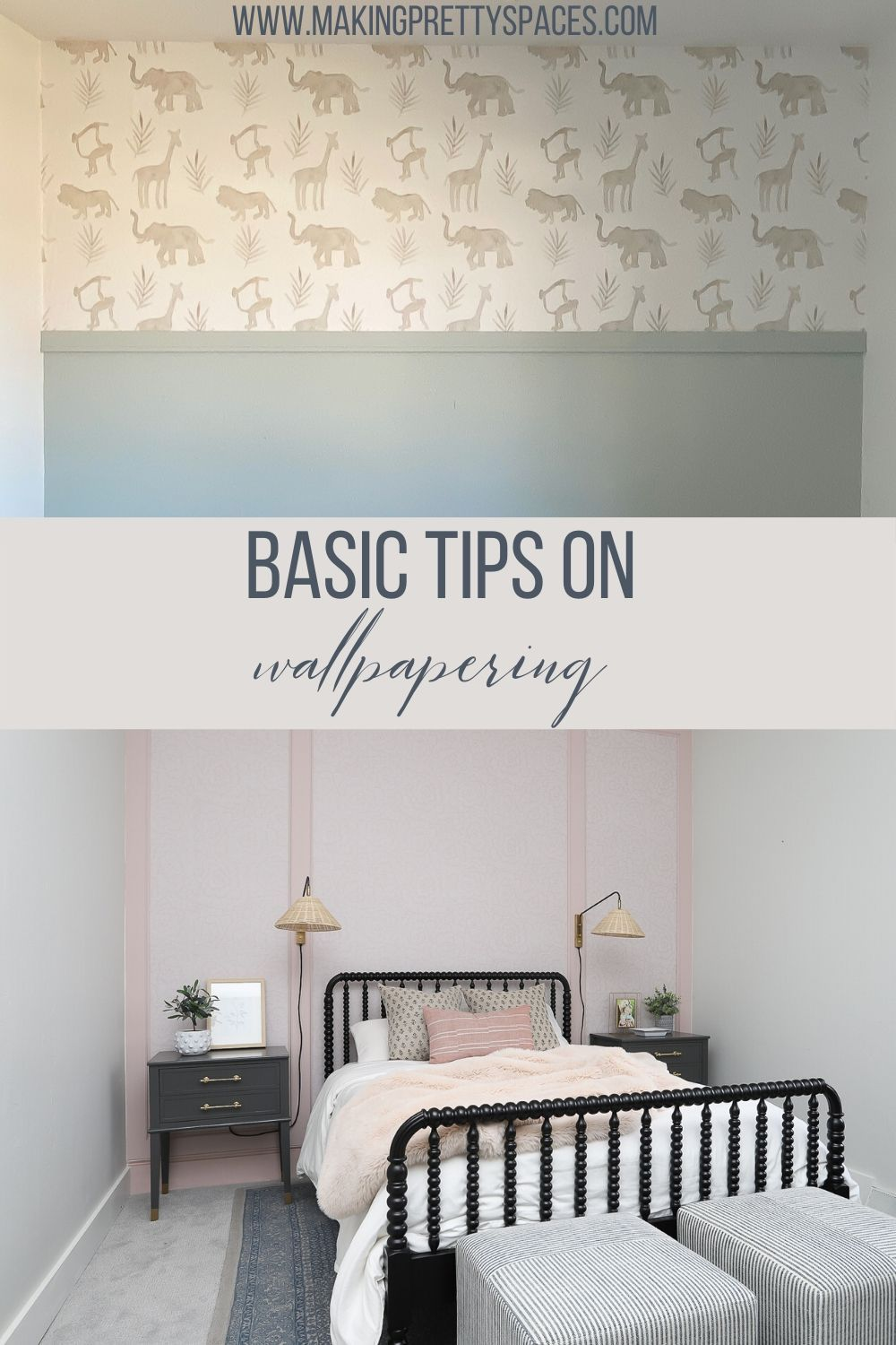 Basic Tips On Wallpapering Feature Wall Bedroom Bedroom Inspirations Feature Wall