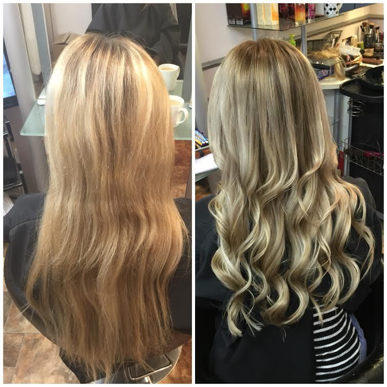 Toner For Brown Hair With Blonde Highlights Google Search Hair