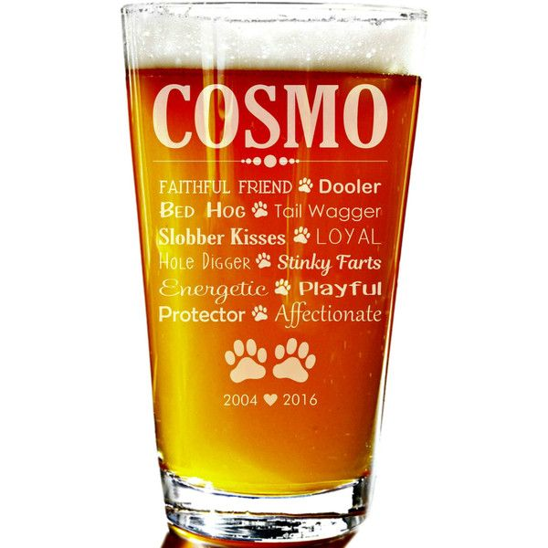 Pet Memorial Pint Glass Pet Loss Gift Dog Memorial Gift Cat Memorial... ($13) ❤ liked on Polyvore featuring home, home decor, drink & barware, grey, home & living, kitchen & dining, gray home decor, grey home decor, cat home decor and personalized home decor